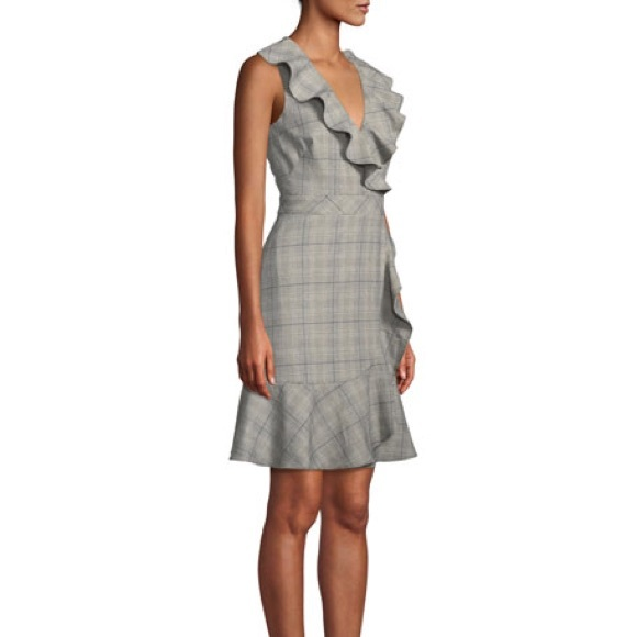cf8b56ef3988 kate spade Dresses | New York Mod Plaid Fit Flare Dress | Poshmark